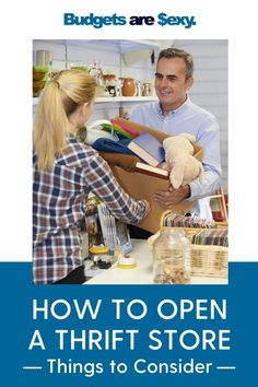 Think you want to sell antiques or open up a thrift store? Check out these tips on how to get started and what it all entails. Saving Ideas, Money Saving Tips, Ways To Save Money, How To Make Money, Cedric The Entertainer, Storage Auctions, Old Houses For Sale, Online Thrift, Best Savings