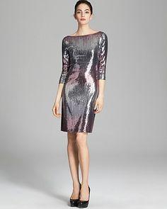 Karen Kane Versailles Sequin Dress | Bloomingdale's