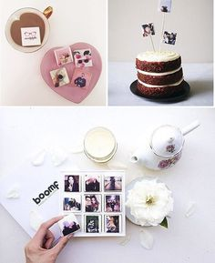 Boomf Instagram Marshmallows - such a fun idea for wedding favours! | www.onefabday.com