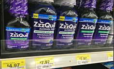 Free ZzzQuil Nighttime Sleep-Aid After Rebate at Walmart!