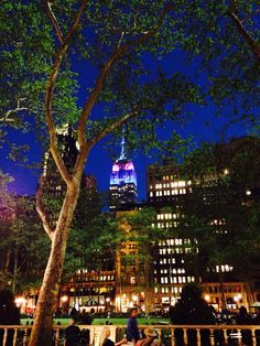 New York City :: Bryant Park