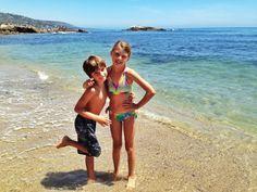 Rockpile Beach in Laguna Beach Orange County Beaches, Laguna Beach, Mom Blogs, California, Park, Bikinis, Travel, Viajes, Bikini
