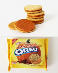 Pin for Later: Pumpkin Spice Oreos: Are They Worth the Hype?