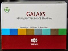 Galaxs have a property to maintain stamina and increase the vitality of man.  Galaxs also efficacious for preventing and treating sexual dysfunction   intend to order? >>> Inbox me