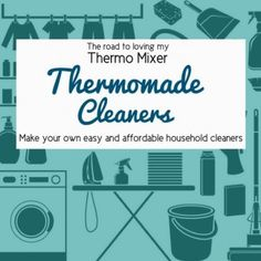 Thermomix Soy Candle Tutorial – The Road to Loving My Thermo Mixer Household Cleaners, Household Items, Household Products, Cleaning Recipes, Cleaning Hacks, Homemade Washing Powder, Make Your Own, Make It Yourself, How To Make