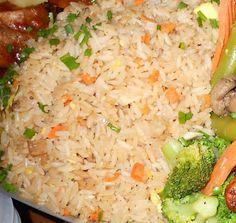 Disney Recipes: Spirit of Aloha Rice (Disney's Polynesian Resort)  www.TheDisneyDiner.com
