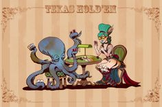 neko-productions:  Otto and Victoria: Texas hold'em by ~neko-productions My entry for Otto and Victoria's fan art contest!Characters belongs to Brian Kesinger: briankesinger.deviantart.com/ Commissions are open: http://neko-productions.deviantart.com/art/Commissions-Da-382183994