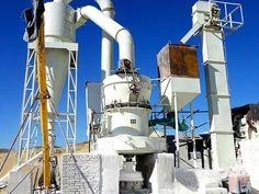 Clay Grinding Mill