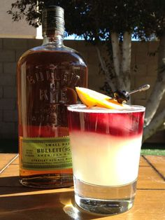 15 cocktails that take care of the winter chill: Gone-A-Rye
