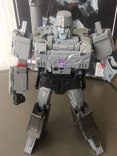megatron battle damage
