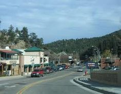 This is Evergreen Colorado where I often visited. I lived in Denver and worked at a silkscreen company .