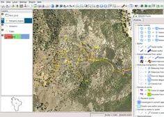 Curso de Interpretación de imágenes satélitales con QGIS | Unidad Territorial Fundacite Amazonas