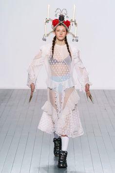 Коллекции | Ready-To-Wear | Осень-зима 2019/2020 | VOGUE Harajuku, Ready To Wear, Vogue, Autumn, How To Wear, Style, Fashion, Swag, Moda