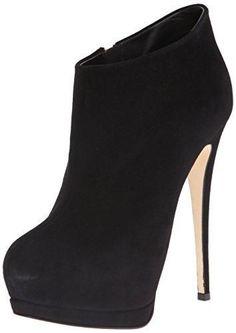 Giuseppe Zanotti Women's I57024 Boot, Cam Nero, 9 M US  #love @shoppevero @amazon #want #shoppevero