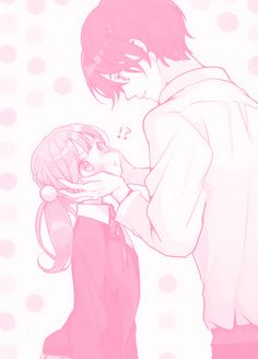 Pink, aesthetic, manga, anime, kawaii pink manga in 2019 ани Anime Couples Drawings, Anime Couples Manga, Cute Anime Couples, Manga Anime, Anime Girl Pink, Kawaii Anime Girl, Manga Couple, Anime Love Couple, Arte Do Kawaii