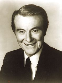 """Ralph Edwards (1913 - 2005) Actor, game-show host and producer. Best remembered as the host of """"Truth or Consequences"""" and """"This is Your Life"""" television shows during the 1950s."""