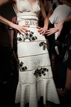 Spring 2015 Ready-to-Wear - Alexander McQueen