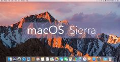 """Apple brings major update to the Mac devices with """"macOS Sierra"""""""