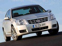 Отзывы о Cadillac BLS (Кадиллак БЛС)
