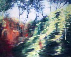 "Saatchi Online Artist Amanda van Gils; Painting, ""Bright Place 4"" #art"
