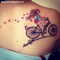 tatuajes de bicicletas 14