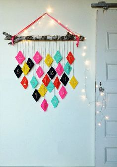 Adictaaloscomplementos: DIY, Tutoriales, Ideas: 15 Calendarios de Adviento