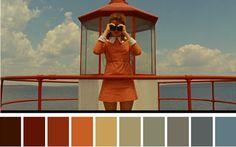 Como as paletas de cores determinam o clima dos filmes