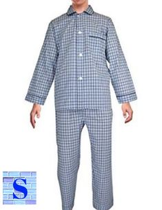 f28ca5692d Robes King Classical Sleepwear Men s Broadcloth Woven Pajama Size Large   Broadcloth  Classical  King
