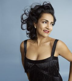 This Is What 58 Looks Like. Jewelry designer Ranjana Khan shares her unconventional anti-aging strategies - More Magazine