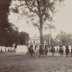 State Guard at Woodland, - Kentucky Digital Library Chief Dan George, Ky State, Indian Heritage, White Photography, Kentucky, Woodland, Past, Colorful, Black And White