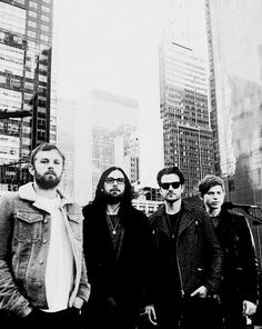 kings of leon, more than a tad kinda obsessed at the mo!
