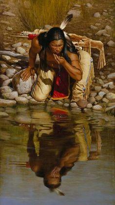 Native American Wisdom, Native American Beauty, American Indian Art, Native American History, American Indians, American Paint, Native Indian, Native Art, Westerns