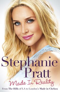 Stephanie Pratt's Made in Reality: 4 More Revelations From Her Candid Memoir  Stephanie Pratt, Made In Reality