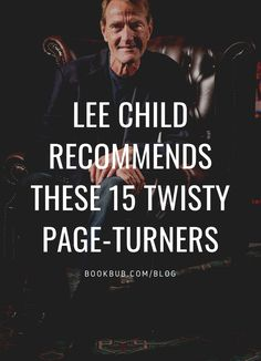 """Action-packed and razor-sharp — Jack Reacher would love Nikki Griffin."" Bestselling author Lee Child recommend reading these 15 twisty thriller books. I Love Books, Good Books, Books To Read, My Books, Book Suggestions, Book Recommendations, Reading Lists, Book Lists, Lee"