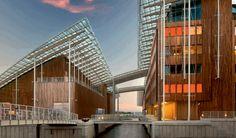 ASTRUP FEARNLEY MUSEET- OSLO  ENZO RENI ARCHITECT