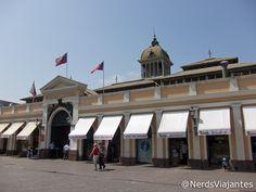 Mercado Central - Santiago - Chile Louvre, Around The Worlds, America, Spaces, Building, Travel, Tourist Spots, Wayfarer, Viajes