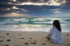 solitude and the sea