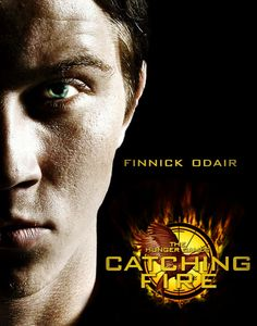 """Do you find this...distracting?"" — Finnick Odair (The Hunger Games Trilogy)"