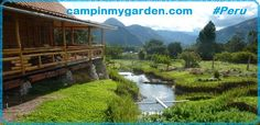 where will you #travel? Chances are, we have a private #campsite there. http://campinmygarden.com  #peru