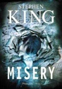 """START - KSIĄŻKA: """"MISERY"""" – Stephena Kinga"""