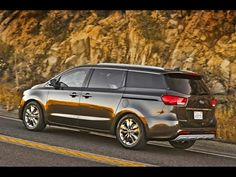2015 Kia Sedona SXL - TestDriveNow.com Review by Auto Critic Steve Hammes