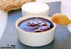 Salsa de cerezas picante (para acompañar carnes y quesos)