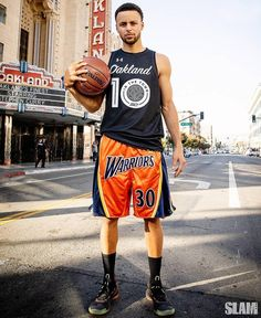 steph curry heart of the town dt: Basketball Party, Basketball Teams, Slam Magazine, Wardell Stephen Curry, Golden State Warriors Basketball, Stephen Curry Pictures, Sports Head, Splash Brothers, The Golden Boy