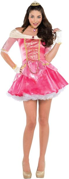 Adult Aurora Sleeping Beauty Costume - Party City