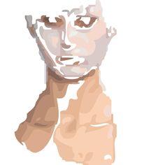 devasted identity 3 Uv print on alucobond panel dimension variables www.rickyrocky.it