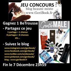 Betrousse Gentlemale en détail jeu concours geribook