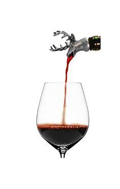 Deer Wine Pourer  /Bulk Animal wine pourer