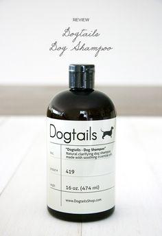 Dog Tails Dog Shampoo Review   Pretty Fluffy