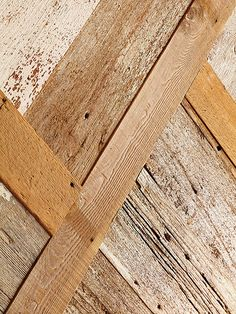 Chalk line Four 4x72-inch barn boards Miter saw Contact adhesive 2-inch nails Carpenter's square Thirty-six to thirty-eight 8x32-inch barn boards Eight 4x32-inch barn boards 384 inches of 3-inch barn boards