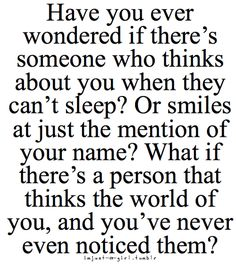 I have friends who make ME feel this way - that thinking of a conversation with them makes me just smile. People w good hearts... I am so lucky to have them in my life.  Obviously, I've noticed them, but they have no idea the effect they have on me. Cuz it'd just be weird to tell them!